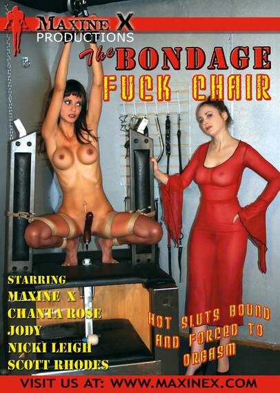 Bondage fuck chair